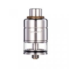 Authentic Wotofo Serpent RDTA Rebuildable Dripping Tank Atomizer - Silver