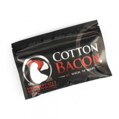 Authentic Wick 'N' Vape Cotton Bacon V2.0 for E-Cigarettes