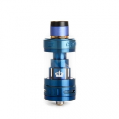 Authentic Uwell Crown 3 Sub Ohm Tank 5ml Clearomizer - Matte Blue
