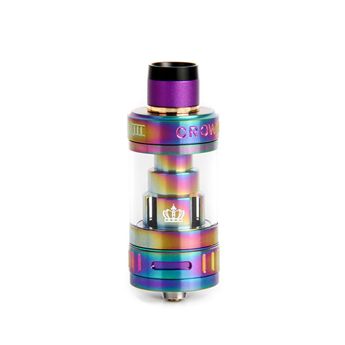 Original Uwell Crown 3 Sub Ohm Tank 5ml Clearomizer - Multicolor