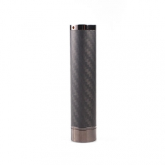 Paragon v2 Style 18650 Mechanical Mod - Black