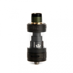 Authentic Uwell Crown 3 Sub Ohm Tank 5ml Clearomizer - Matte Black