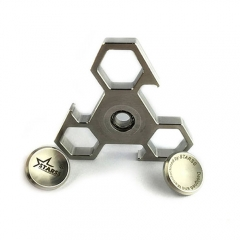 Triangle Hand Spinner Fidget EDC Toy Relieves Anxiety