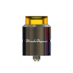 Pre-Sale Original IJOY Wondervape RDA 24 mm Rebuildable Dripping Atomizer - Gun Metal