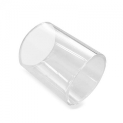 Replacement Glass Tanks for Typhoon BT  RTA Atomizer (2pcs)- Transparent