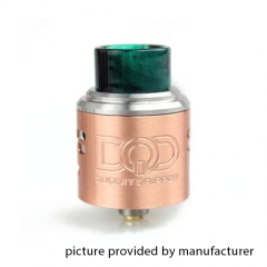 DQD Style Rebuildable Dripping Atomizer 24mm RDA - Copper
