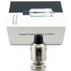 ApePal Unique 4ml RDTA Rebuildable Dripping Tank Atomizer - Silver