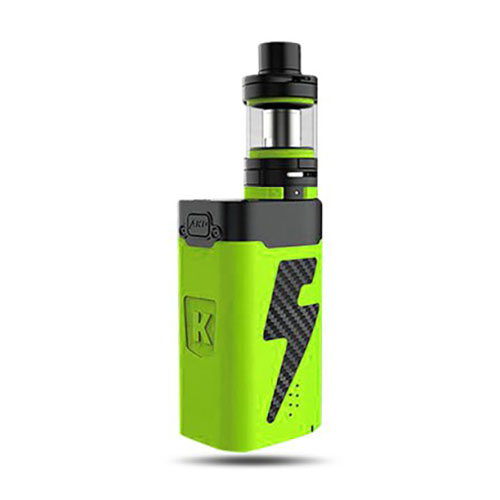Original Kangertech Kanger FIVE6 Kit 222W APV Temperature Control VV/VW Mod - Green