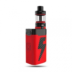 Authentic Kangertech Kanger FIVE6 Kit 222W APV Temperature Control VV/VW Mod - Red