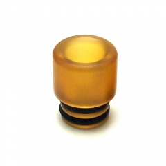 Replacement Pei Drip Tip for Skyline Rebuidlable Atomizer - Yellow