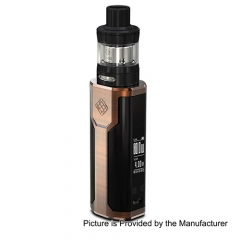 Pre-sale Original Wismec Sinuous P80 80W TC VW Variable Wattage Box Mod + Elabo Mini Tank Kit- Bronze