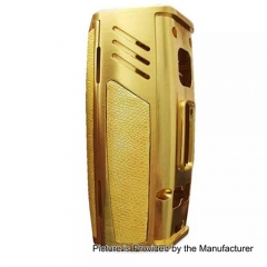 Authentic Hugo Vapor HUGO133 200W TC VW Variable Wattage Box Mod - Gold