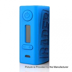 Authentic Hugo Vapor Rader 211W TC VW Variable Wattage Box Mod - Blue