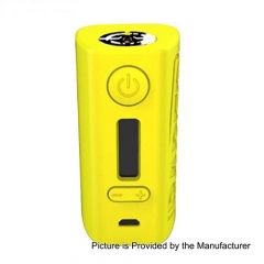 Authentic Hugo Vapor Rader 211W TC VW Variable Wattage Box Mod - Yellow