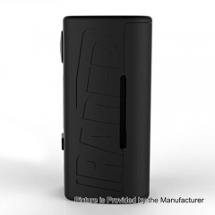Authentic Hugo Vapor Rader 211W TC VW Variable Wattage Box Mod - Black