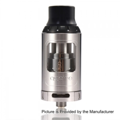 Authentic Aspire Athos 4ml Sub Ohm Tank Clearomizer - Silver