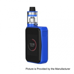 Authentic Joyetech Cuboid PRO 200W TC VW APV Box Mod w/ ProCore Aries Kit - Blue