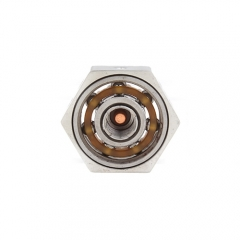510 Mounted Hand Spinner Fidget Toy for E-cigarettes - Silver