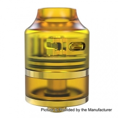 Authentic Oumier WASP Nano RDTA Rebuildable Dripping Tank Atomizer - Gold