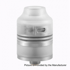 Authentic Oumier WASP Nano RDTA Rebuildable Dripping Tank Atomizer - White