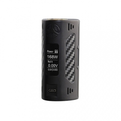 Authentic Dovpo Trigger 168W TC VW APV Mod - Black