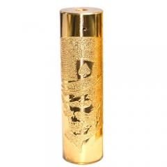 Rogue Style 18650 Mechanical Mod - Brass