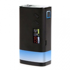 Authentic Sigelei Fuchai GLO 230W Box Mod-Blue