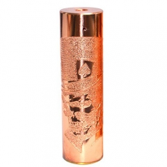 Rogue Style 18650 Mechanical Mod - Red Copper