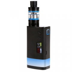Authentic Sigelei Fuchai GLO 230W TC VW APV Box Mod Kit - Blue
