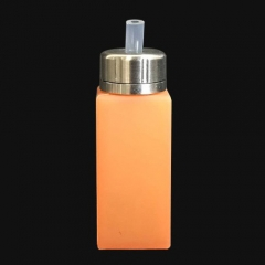 YFTK Replacement Bottom Feeder 8.5ml Bottle for BF Squonk Mod - Orange