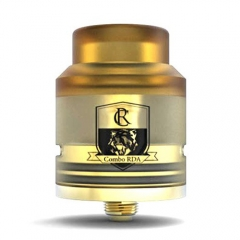 Authentic IJOY Combo RDA 25mm Rebuildable Dripping Atomizer - Ultem