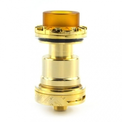 Reload 24mm Style RTA Rebuildable Tank Atomizer - Gold