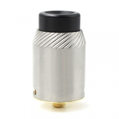 Reload V1.5 24mm Rebuildable Dripping Atomizer RDA - Silver
