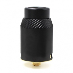 Reload V1.5 24mm Rebuildable Dripping Atomizer RDA - Black