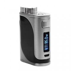 Authentic Eleaf iStick Pico 25 85W TC VW Variable Wattage Mod - Black + Silver