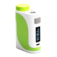 Authentic Eleaf iStick Pico 25 85W TC VW Variable Wattage Mod - White+ Green