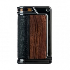 Authentic Lost Vape Paranormal DNA75C TC VW APV Box Mod - Wood+ Leather