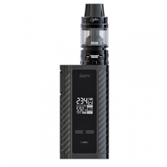 Authentic  IJOY Captain PD270 234W TC APV Mod Kit - Black