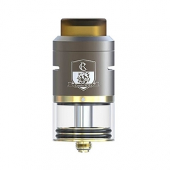 Authentic  IJOY Combo RDTA II Rebuildable Dripping Tank Atomizer - Gun Metal