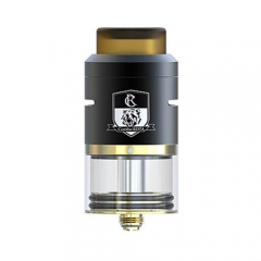 Authentic  IJOY Combo RDTA II Rebuildable Dripping Tank Atomizer - Black