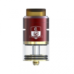 Authentic  IJOY Combo RDTA II Rebuildable Dripping Tank Atomizer - Red