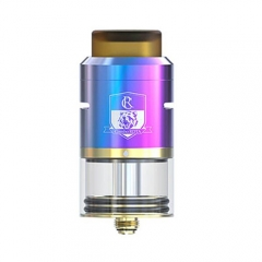 Authentic  IJOY Combo RDTA II Rebuildable Dripping Tank Atomizer - Rainbow