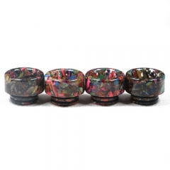 Resin+Stabilization Wood 810 Drip Tip For TFV8 Atomizer - Random Color