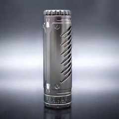 Bettle Craft Style 18650 Hybrid Mechanical Mod - Gun Metal