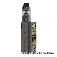 Authentic IJOY Genie PD270 234W TC Temperature Control Box Mod + Captain S Tank Kit - Gun Metal
