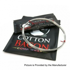 Authentic Wick 'N' Vape Cotton Bacon Comp 26GA Wrap Heating Wires -  5m (15 Feet)