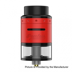 GeekVape Peerless RDTA 4ml Rebuildable Dripping Tank Atomizer - Red