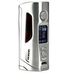 Authentic HCigar VT75D 75W TC VW APV Box Mod - Silver