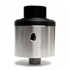 Odis OAtty V2 Styled 24mm RDA Rebuildable Dripping Atomizer - Silver