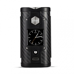 Authentic YiHi SX mini G Class YiHi SX550J  200W TC VV Box Mod Carbon Fiber - Black
